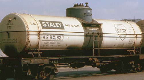 Tank Car Painting Question Model Railroad Hobbyist Magazine